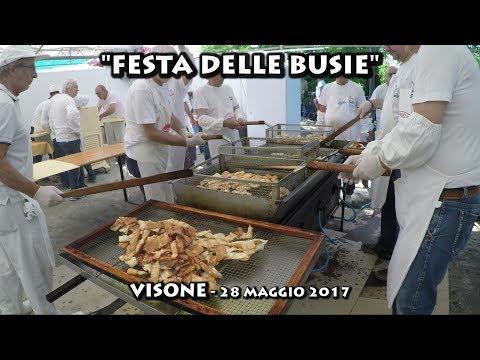 """Visone - Festa della """"Busie"""" 2017"""