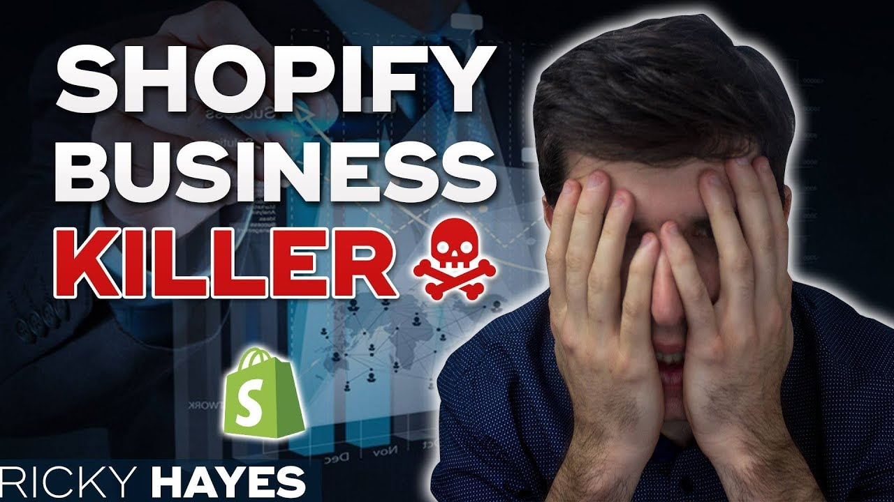 DO NOT MAKE THIS MISTAKE! THIS WILL KILL YOUR SHOPIFY DROPSHIPPING BUSINESS IN 2019