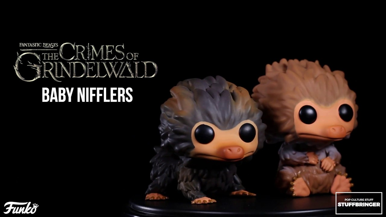 Fantastic Beasts 2 Unboxed | Funko Pop Vinyl 360° Show | Stuffbringer