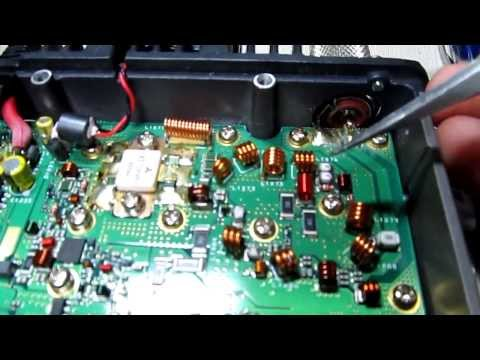 #117: Repair Log, Part 2: Yaesu FT-7800 Dual Band FM Transceiver, fixed 2m tx problem