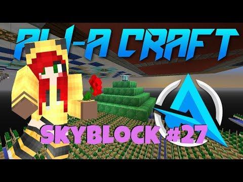 Beaconator!! - Aliacraft Skyblock - Season 2 - Episode #27   Phoenix Magik