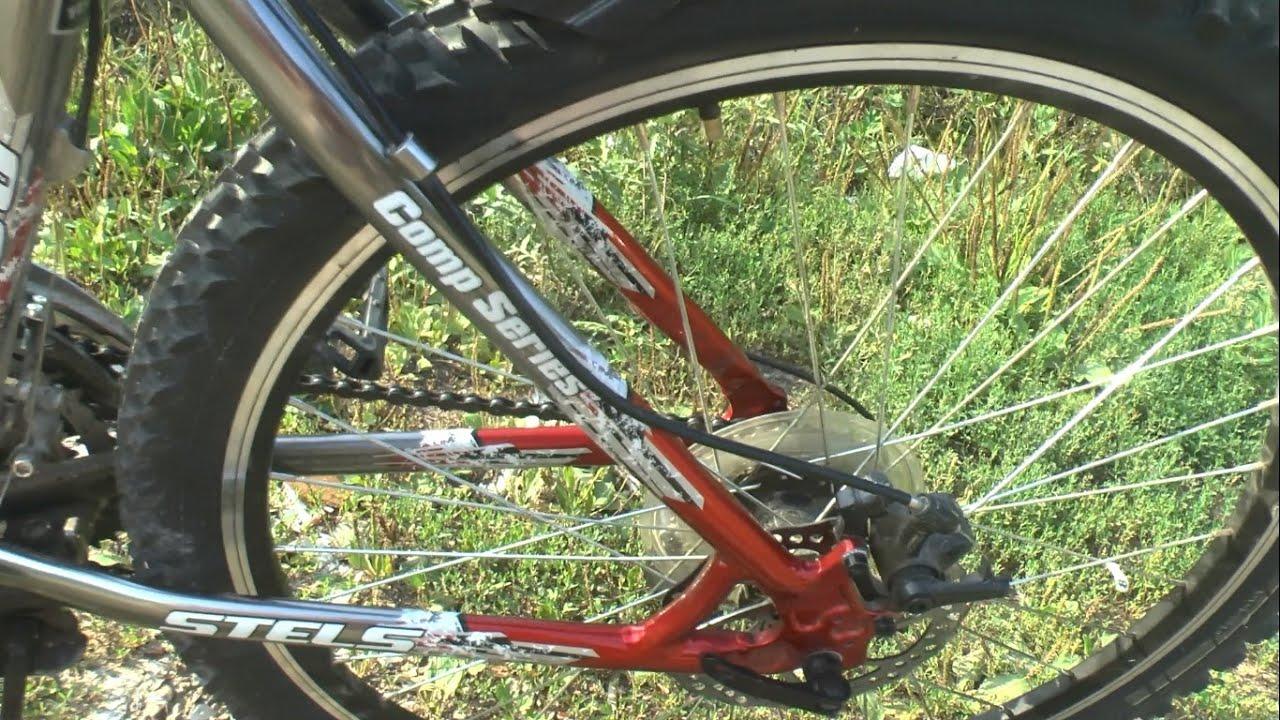 Горные велосипеды Stels 2014 Новинки - YouTube