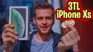 3 TL'ye iPhone Xs Aldım! #SıkıyosaYap