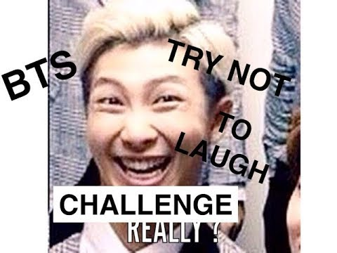 NEW BTS TRY NOT TO LAUGH (HARD) / SMILE CHALLENGE 2017 ( 방탄소년단) / BTS ABSURD MOMENTS PT.1