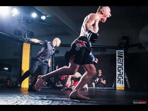 ETERNAL MMA 28 - DANIEL FULLER VS AXEL BONAL - MMA FIGHT VIDEO KO OF THE NIGHT