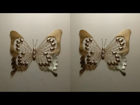 mariposa decorativa gigante, Giant Butterfly.