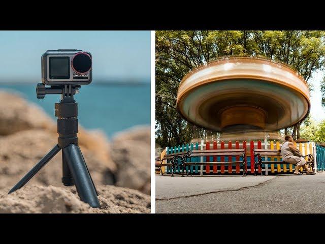 DJI Osmo Action - How To Create AMAZING Long Exposure Photos