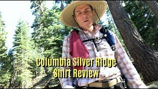 Columbia Silver Ridge Shirt Review