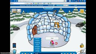 how to get type chat on club penguin