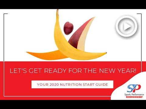Your 2020 Athlete Nutrition Start Guide