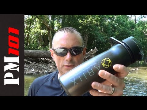 Ariix Puritii Water Filter: A Do-All Emergency Filter  - Pre