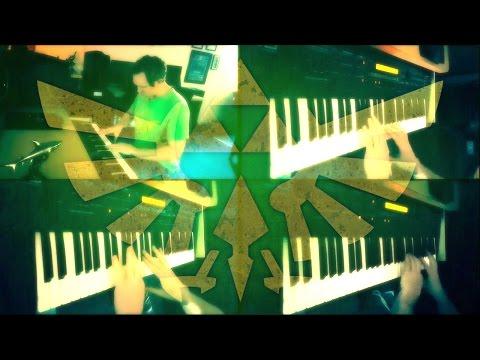 Legend Of Zelda- Piano Symphony