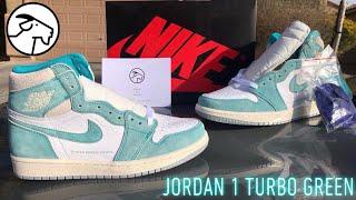 Jordan 1 Turbo Green Review and