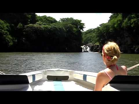 Speedboat Trip On Mauritius During Our Stay In The Beachcomber Shandrani