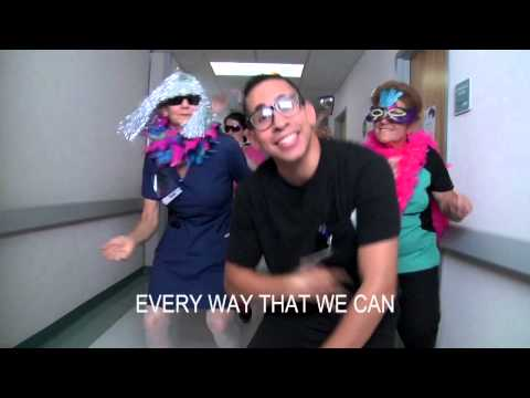 "BERT FISH MEDICAL CENTER - PLANETREE ROCK ""LMFAO Party Rock"" Parody"