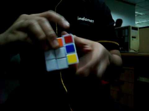 Rubik 3x3 From Cyber Building Jakarta