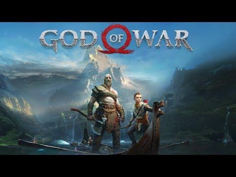God of War (PS4) - The Beginning & Boss: Daudi Kaupmadr