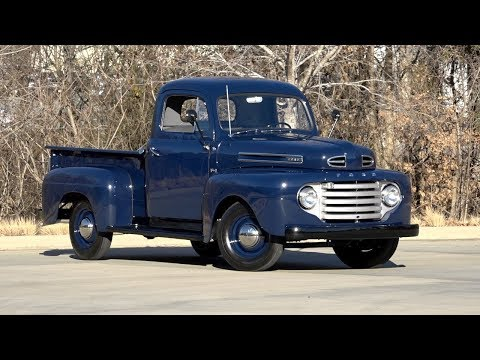 1950 Ford F1 Pickup Truck SOLD / 136149