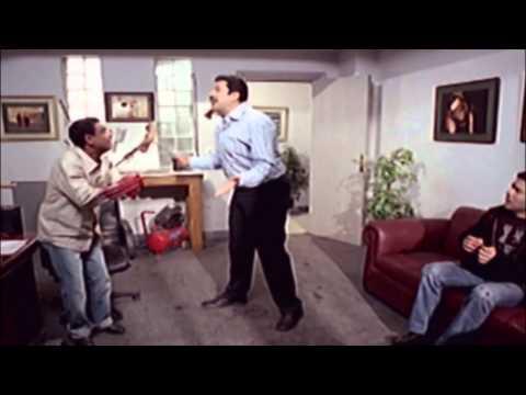 Nems Bond Movie   فيلم نمس بوند - شريف النمر يقطع يد متهم وينفخة أمام سعد المتهم