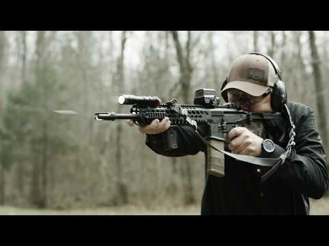 Kyle Lamb Says A Carbine Weaponlight is a Necessity!