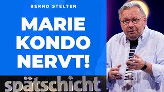 Bernd Stelter räumt mit Marie Kondō auf