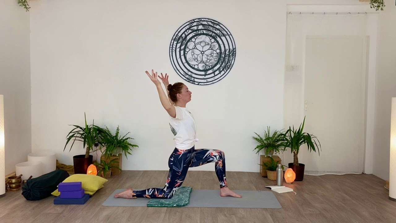 MORNING YOGA: Wake Up and Let go