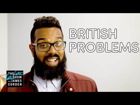 Romesh Ranganathan vs. Solves r/BritishProblems vs. Late Late Show