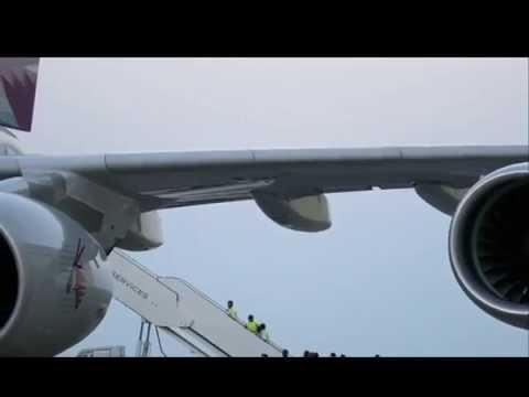 Qatar Airways CEO Response to Aljazeera's report on the 787    He SMACKs Aljazeera DOWN!