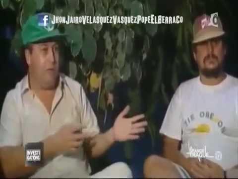 VIDEO INEDITO 1987 Pablo Escobar, Don Fabio Ocha y Jorge Luis Ochoa ENTREVISTA 10/06/14