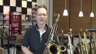 vuclip 119,xxx Mark VI tenor sax Selmer