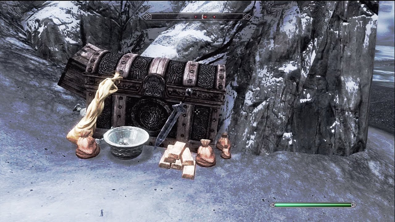 how to get gold in skyrim