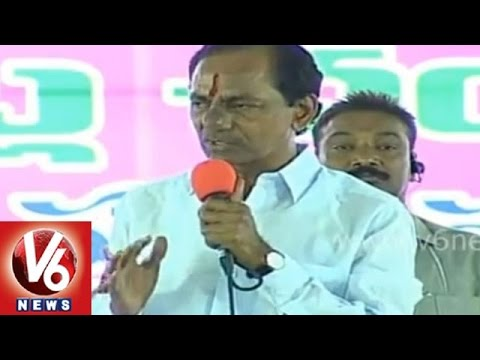 CM KCR Full Speech in Nizamabad tour