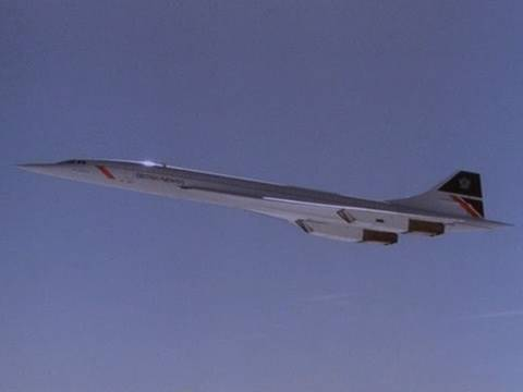 The End of Supersonic Travel