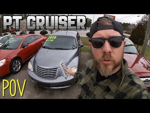 Was the Chrysler PT Cruiser America's Most Hated Car?!?! ( POV Test Drive Review )