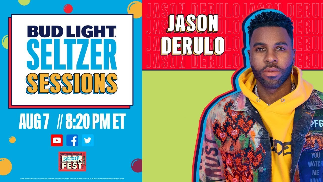 Bud Light Seltzer Sessions present: Jason Derulo