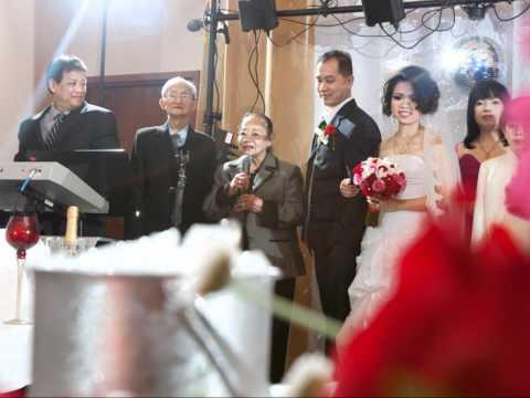 (phuong phu wedding)lk lambada,dien thoai toi anh,loi yeu thuong anh minh, doan phi