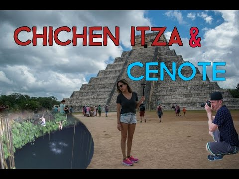 Chichen Itza Mexico 2017