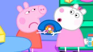 Свинка Пеппа на русском все серии подряд | Работа и игра | Мультики