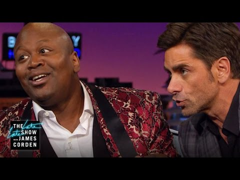 Tituss Burgess Sings The Little Mermaid's 'Kiss the Girl' (ft. John Stamos)