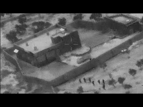 Ngũ Giác Đài công bố hình ảnh đột kích thủ lĩnh IS