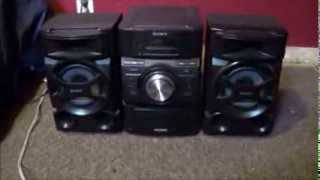 Sony Mini Hi Fi MHC-EC69i Shelf Stereo System Review