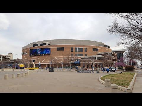 Oklahoma City Thunder - Chesapeake Energy Arena