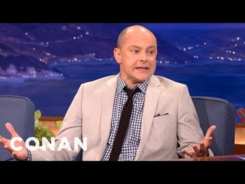 Rob Corddry On Working With Michael Bay & His New Movie - CONAN on TBS