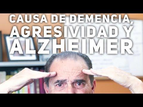 Episodio #1366 Causa de demencia, agresividad y alzheimer