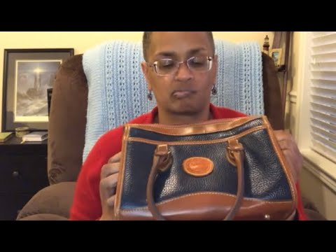 Two eBay FAILS! Dooney Buckle Tote Unboxing