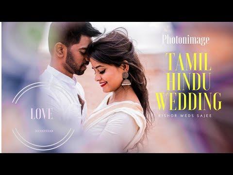 Sri Lankan Tamil Wedding :  Kishor weds Sajee