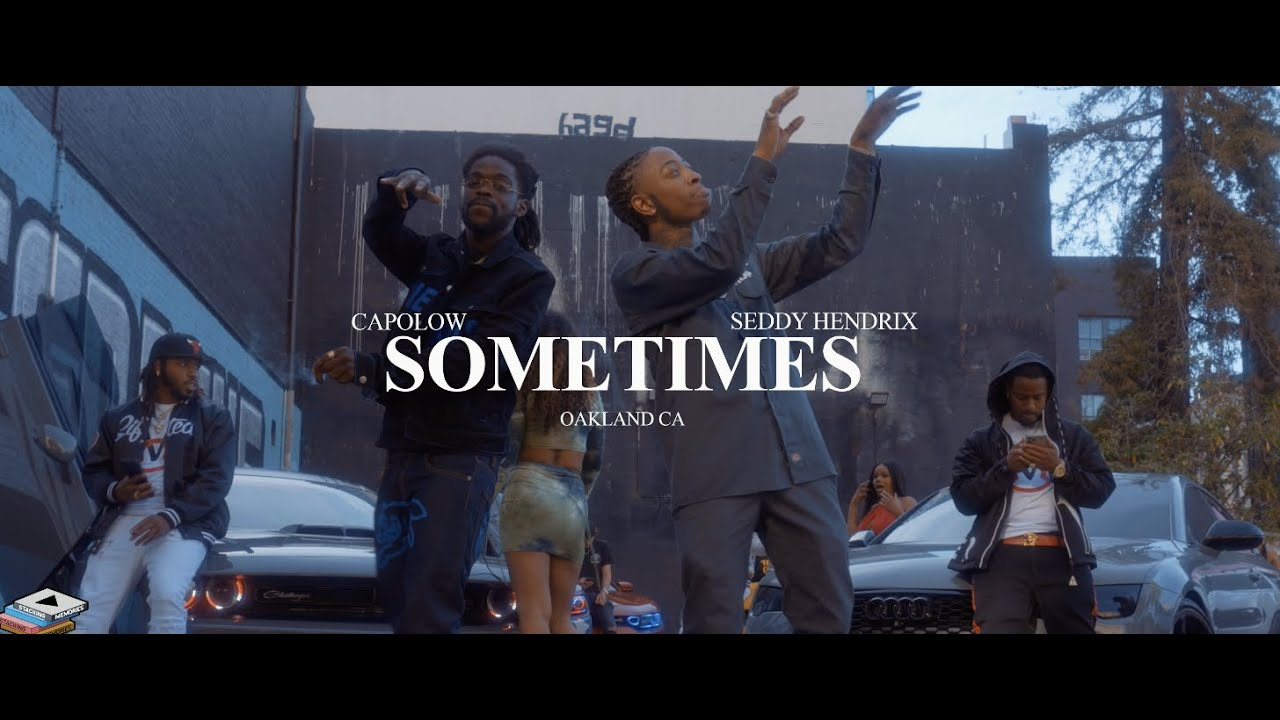 """Download Capolow ft. Seddy Hendrix - """"Sometimes"""" (Official Music Video)"""