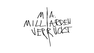 Mia., Milliarden - Verrückt 2018 (Official Audio)