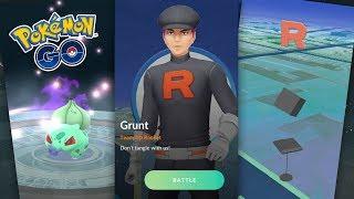 COMO ENCONTRAR UMA INVASÃO DA EQUIPE GO ROCKET! DICAS E MAIS!   Pokémon GO