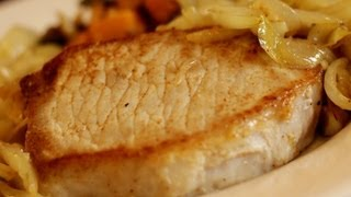 Juicy Pork Loin Chop Recipe